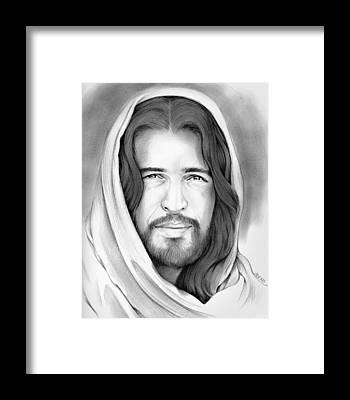 Redeemer Framed Prints