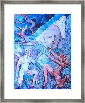 Song To Jung Framed Print