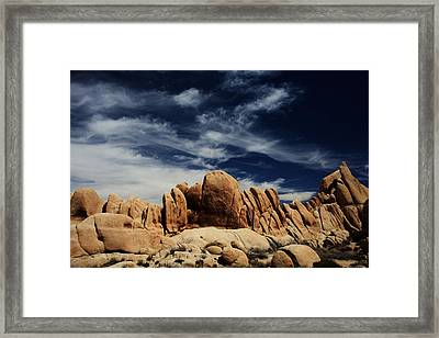 Songs Of Misery Framed Print
