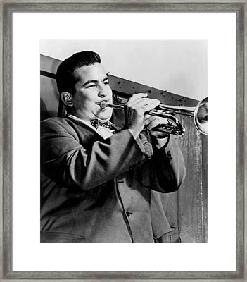 Sonny Berman (1925-1947) Framed Print by Granger