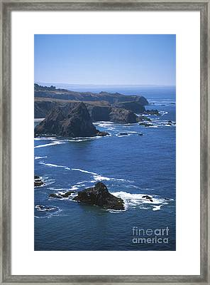 Sonoma California Framed Print by Chris Selby