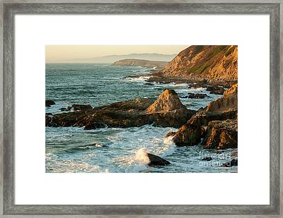 Sonoma Coast 1.7051 Framed Print
