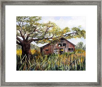 Sonoma Two -summer Framed Print