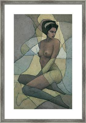 Sonora Framed Print