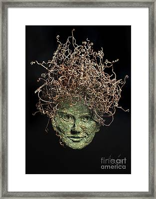 Soon Framed Print by Adam Long