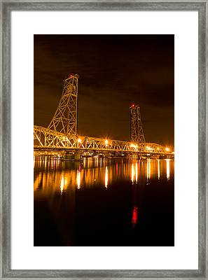 Soon To Be A Memory Framed Print by Jeff Sinon
