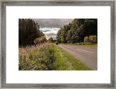 Framed Print featuring the photograph Soon Traffic Jam by Sergey Simanovsky