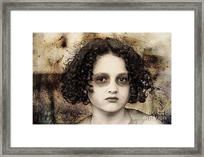 Sophia Rose Framed Print