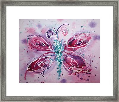 Sophie Framed Print by Carissa Moddison