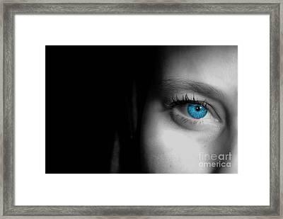 Sophie Staring Framed Print