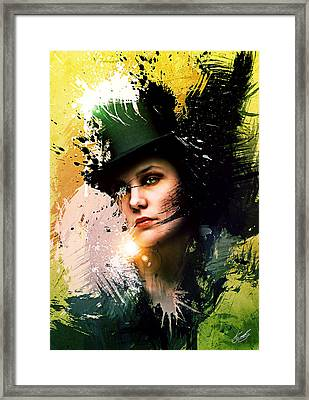 Sophisticated Framed Print by Aj Collyer