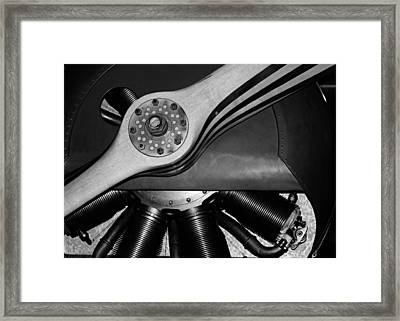 Sopwith Pup- Vintage Flight Framed Print by See My  Photos