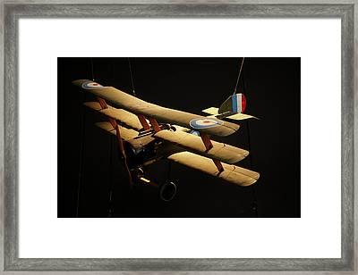 Sopwith Triplane, Omaka Aviation Framed Print