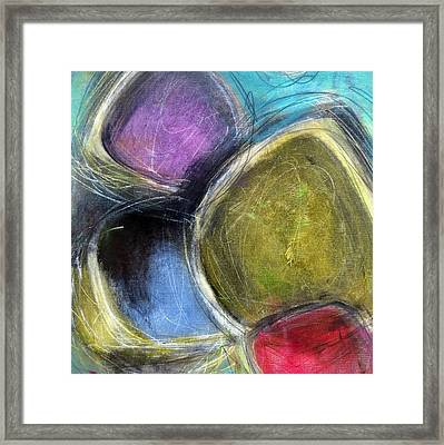 Sorcerer Framed Print by Katie Black