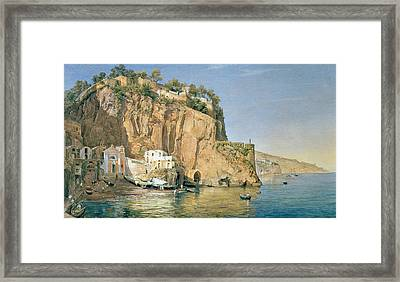 Sorrento Framed Print