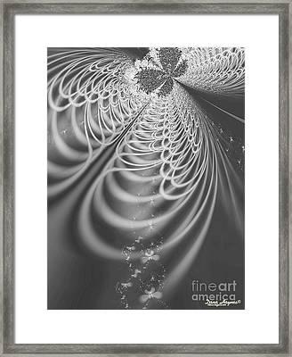 Sorry Framed Print by Dana Haynes