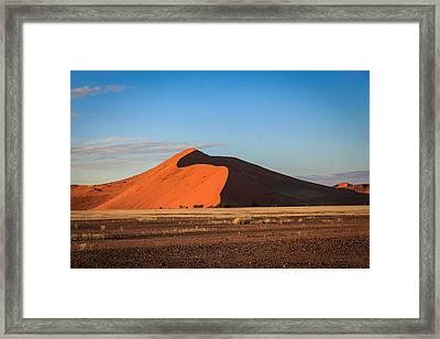 Sossusvlei Dune 45 Framed Print
