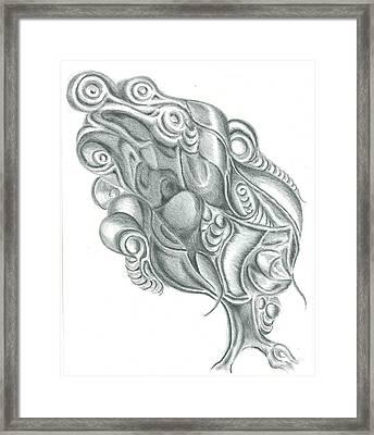 Ascension  Framed Print by Sheri Brown