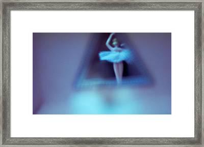 Soul Dance Framed Print by Maia Rose