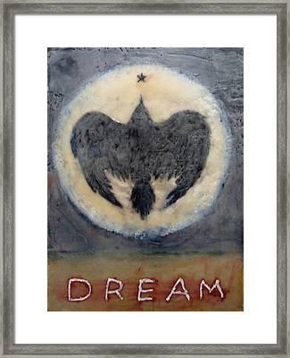Soul Dreaming Framed Print by Janelle Schneider