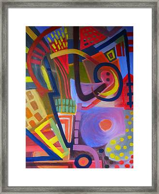 Soul Echo Framed Print by Robert Ford