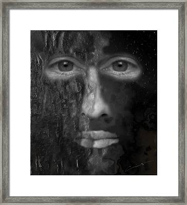 Soul Emerging Framed Print by Michael Hurwitz