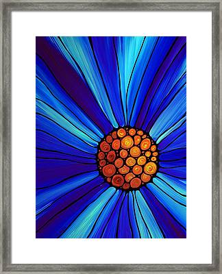 Soul Kiss 1 Framed Print