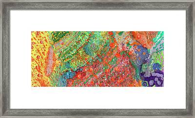 Soul Map II Framed Print
