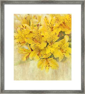 Soul Of Happiness Framed Print