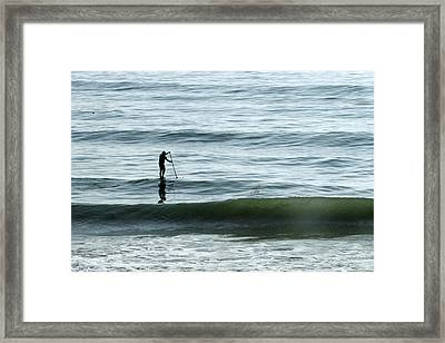 Soul Searcher Framed Print