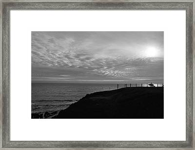 Soul Session Framed Print