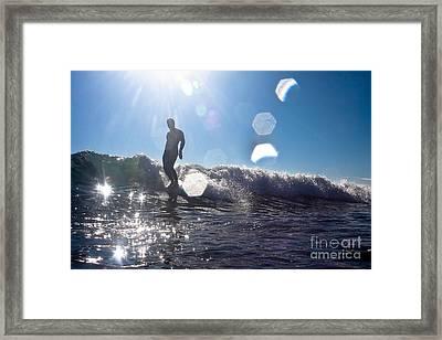 Soul Shine Framed Print