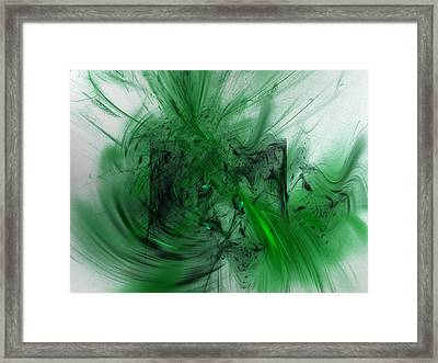Soul's Cycle Framed Print