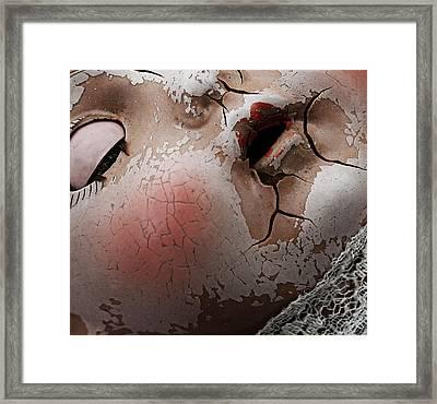 Souls Of Porcelain  Framed Print