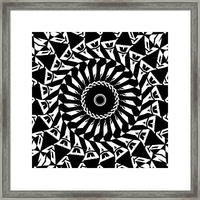 Sound Off 1 Framed Print