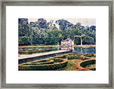 Sounds Of Music Framed Print by Mindy Newman