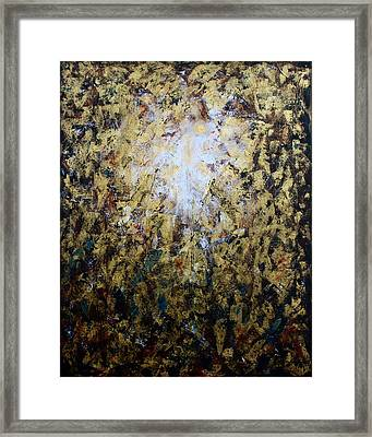 Source Of Light 2 Framed Print by Kume Bryant