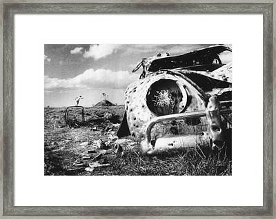 South Africa 1994 Framed Print by Rolf Ashby