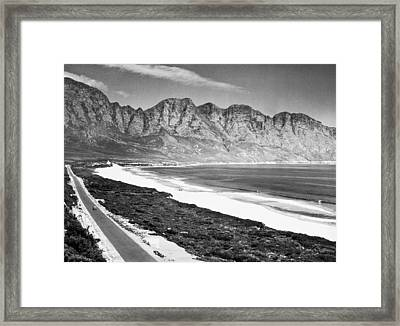 South Africa's Marine Drive Framed Print by Underwood Archives
