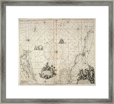 South America Framed Print by British Library