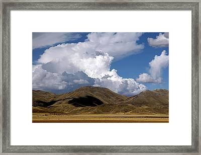 South America, Peru Framed Print by Kymri Wilt