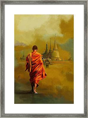 South Asia Art  Framed Print by Corporate Art Task Force