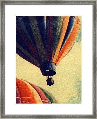 South By Southwest Framed Print by Garry McMichael