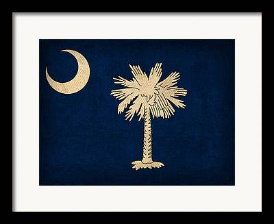 Myrtle Framed Prints
