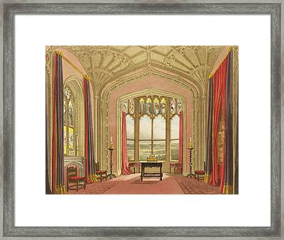 South End Of St. Michaels Gallery Framed Print by George Cattermole