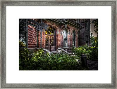 South Entry 2 Framed Print