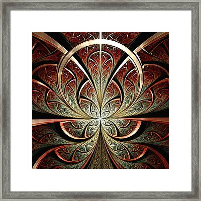 South Gates Framed Print by Anastasiya Malakhova