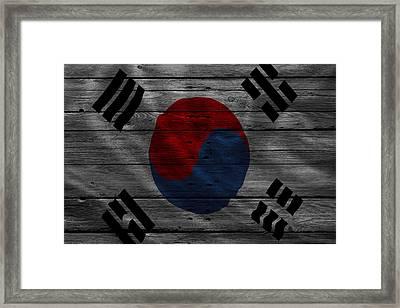 South Korea Framed Print by Joe Hamilton