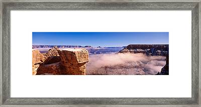 South Rim Grand Canyon National Park Framed Print by Panoramic Images