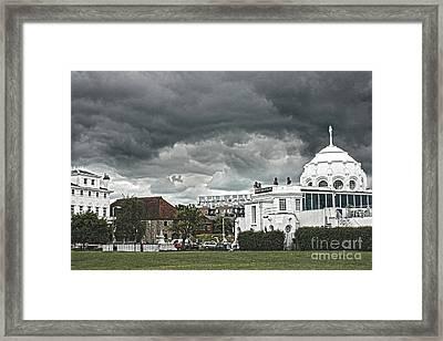 Southampton Royal Pier Hampshire Framed Print by Terri Waters